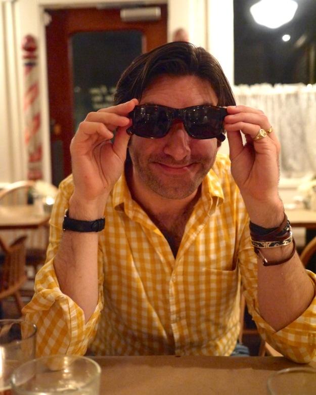 Charleston Hominy Grill Shades Table