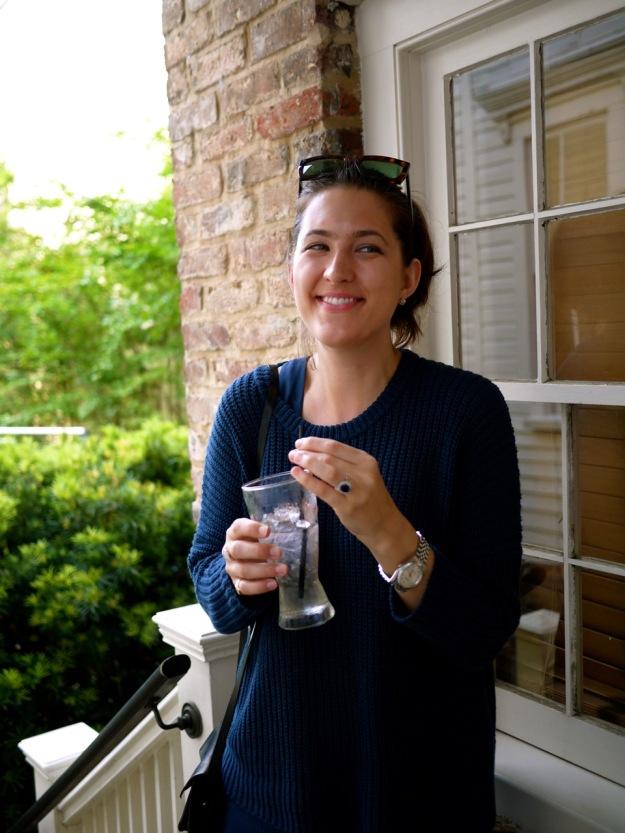 Charleston Husk Shrubs Sip Bar Deck