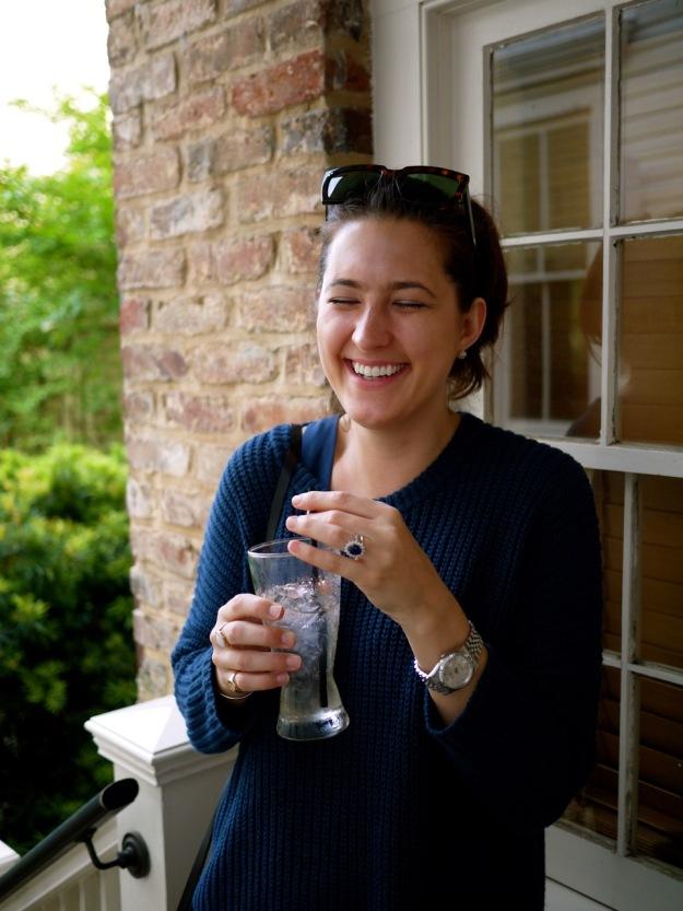 Charleston Husk Shrubs Sip Bar