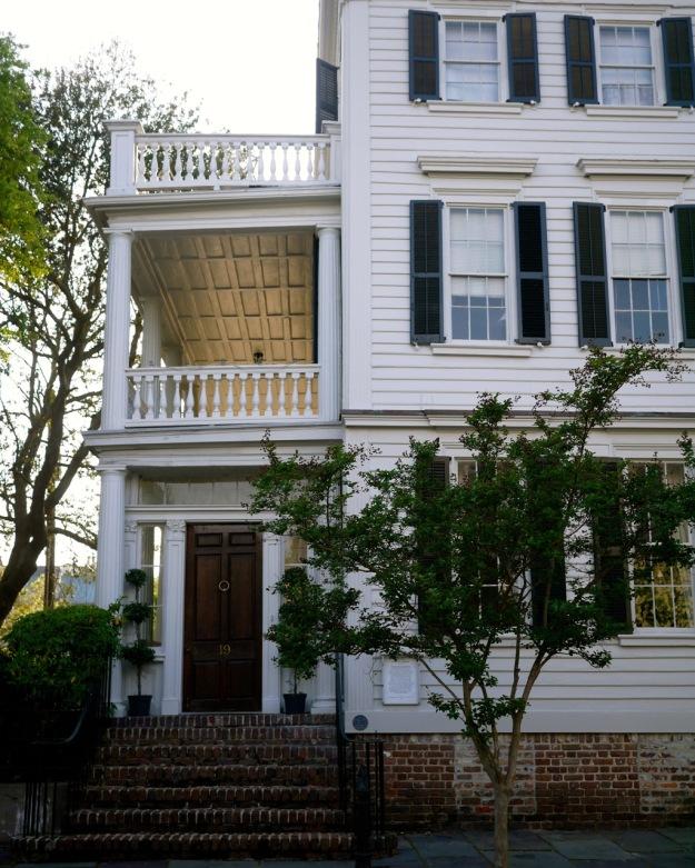 Charleston King Street 19 Architecture Home