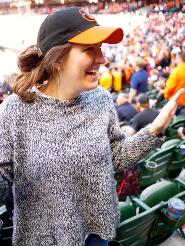 Orioles Hat Fan