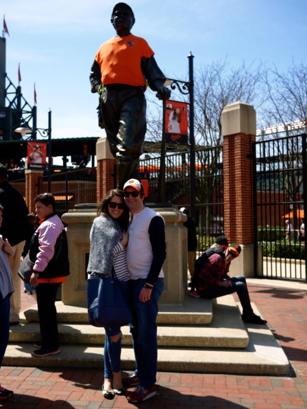 Orioles Park Camden Yards Babe Ruth Statue