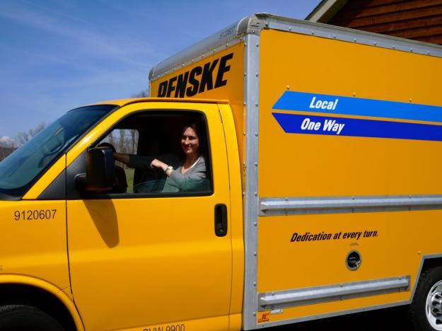 Penske Moving Truck
