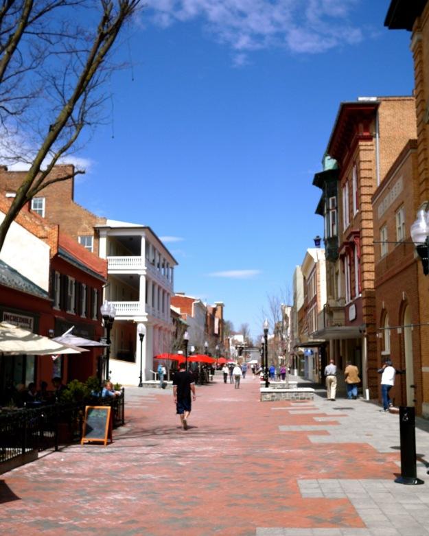 Winchester Historic Main Street