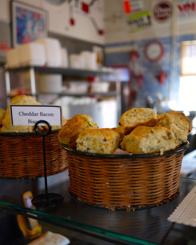 Winchester Virginia Bonnie Blue Cheddar Bacon Biscuit