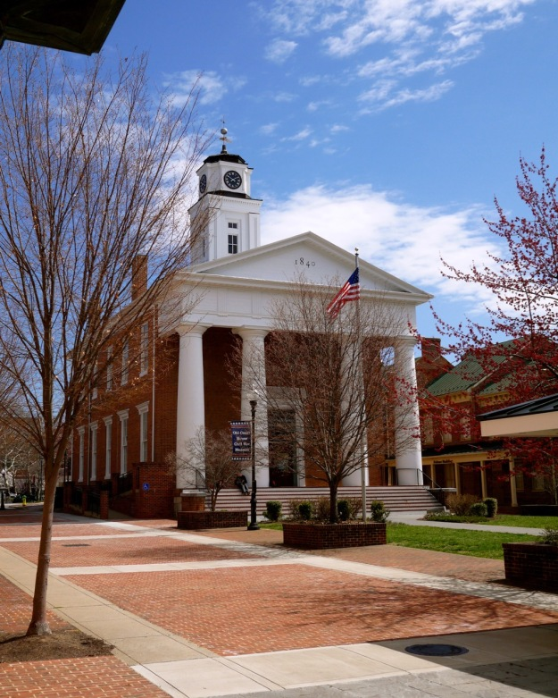 Winchester Virginia Town Hall
