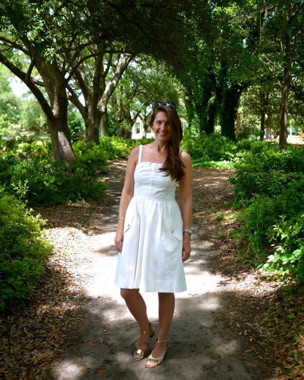Hampton Park Charleston Path