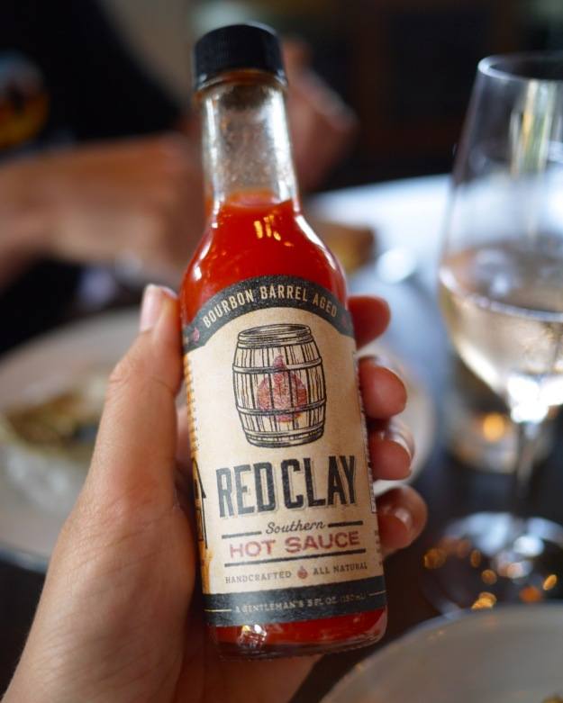 Leon's Charleston Red Clay Southern Hot Sauce