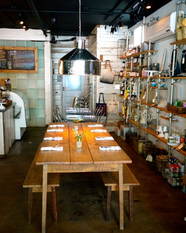 Two Boroughs Larder Charleston Communal Table