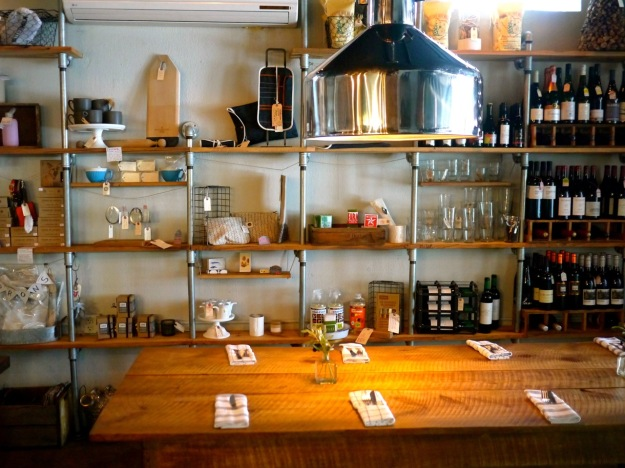 Two Boroughs Larder Charleston Shop