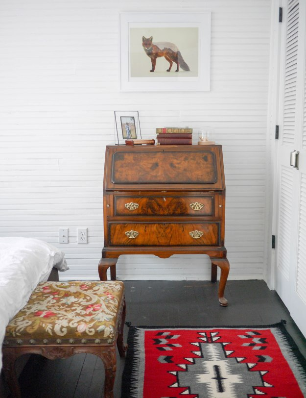 Station 19 Guest bedroom Chest of Drawers Side
