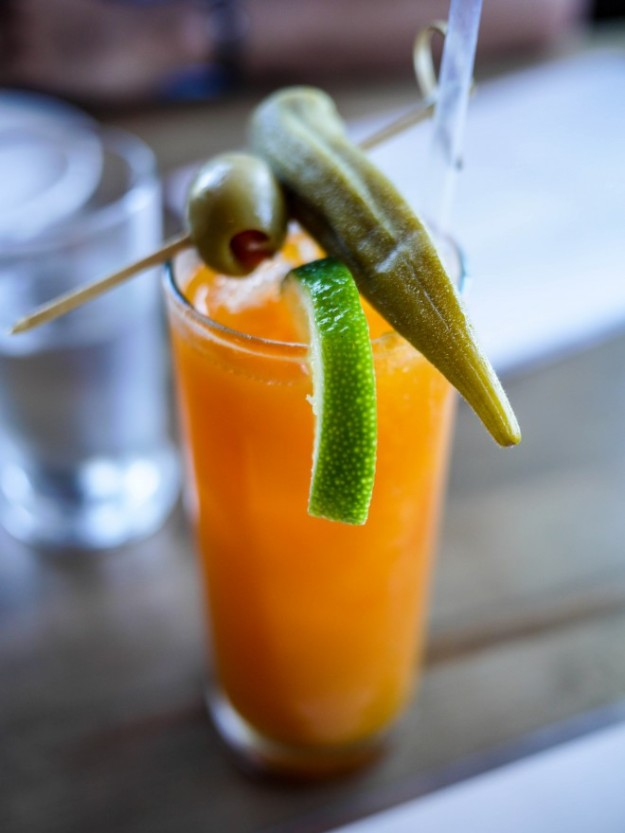 Sullivan's Island Obstinate Daughter Bloody Mary