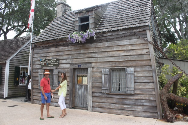 Oldest Wooden Schoolhouse in the US, St Augustine