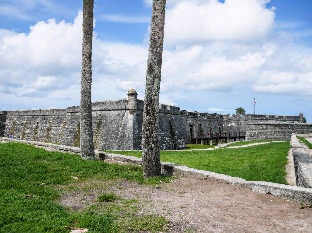 St Auguestine Castillo Front