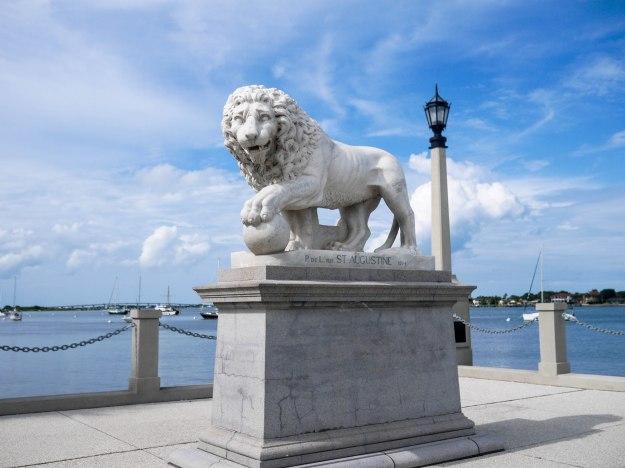 Bridge of Lions, St Augustine