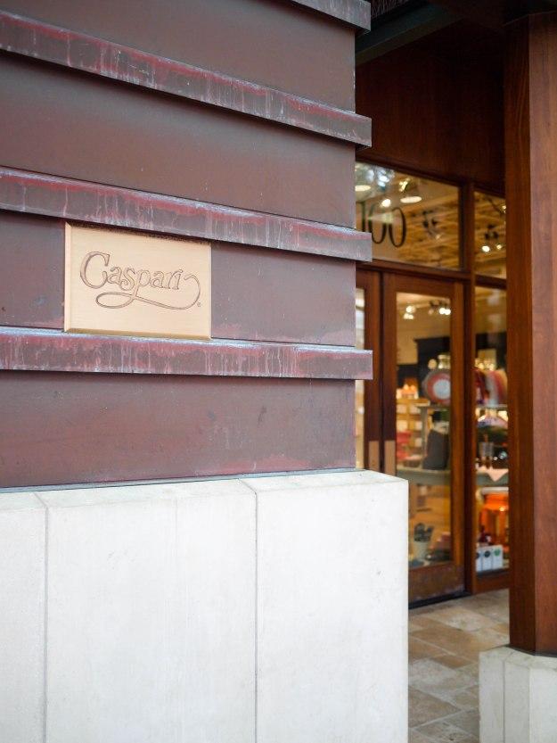 Charlottesville Caspari store