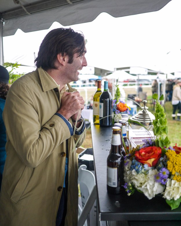 Charleston Cup 2015 Chevy Tent Open Bar