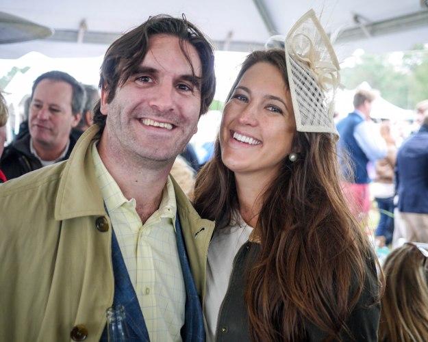 Charleston Cup 2015 Chevy Tent Sarah Eddie