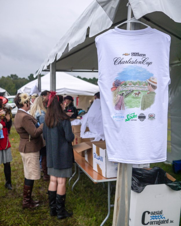 Charleston Cup 2015 Chevy Tent Shirt