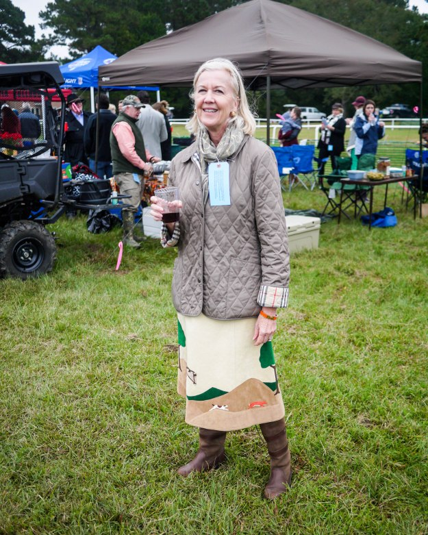 Charleston Cup 2015 Lady with Equestrian Skirt