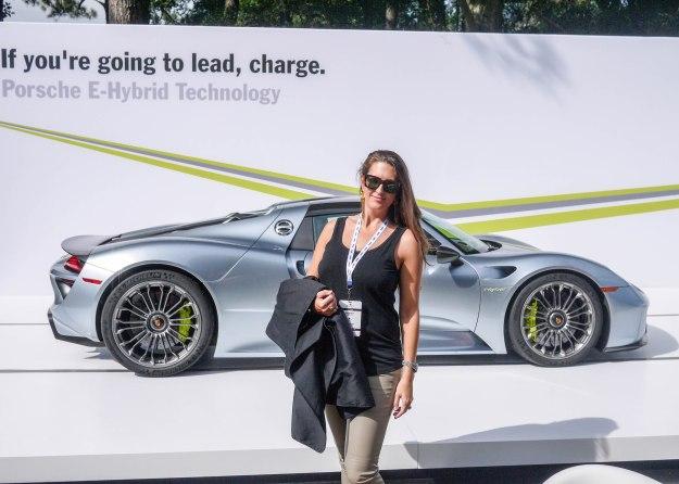 hilton Head Car Show Porsche Hybrid