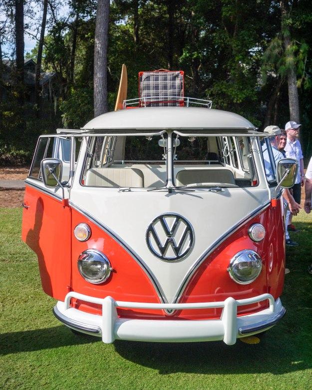 1967 Volkswagen Type 2 21-Window Microbus Deluxe