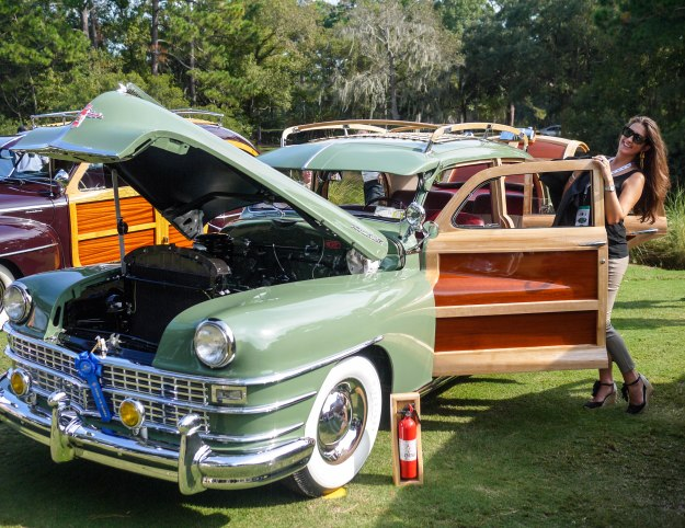 1947 Chrysler Town & Country Sedan