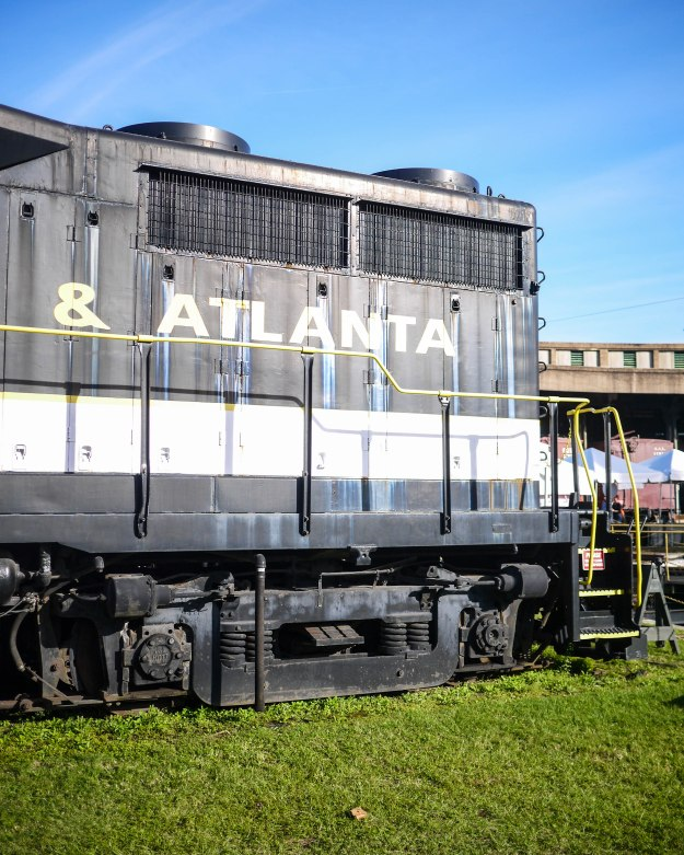 Savannah Food Wine Festival Atlanta Train
