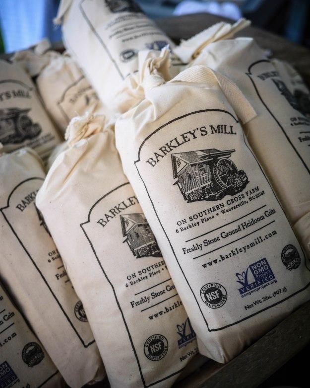 Savannah Food Wine Festival Barkley's Mill Grits