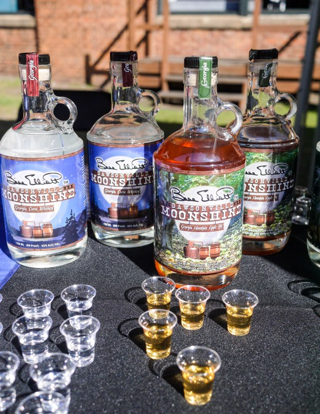 Savannah Food Wine Festival Bill Elliott Dawsonville Moonshine