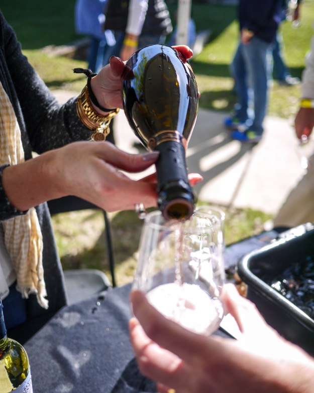 Savannah Food Wine Festival Nicolas Feuillatte Ste Michelle Wine Estates Sparkling Rose