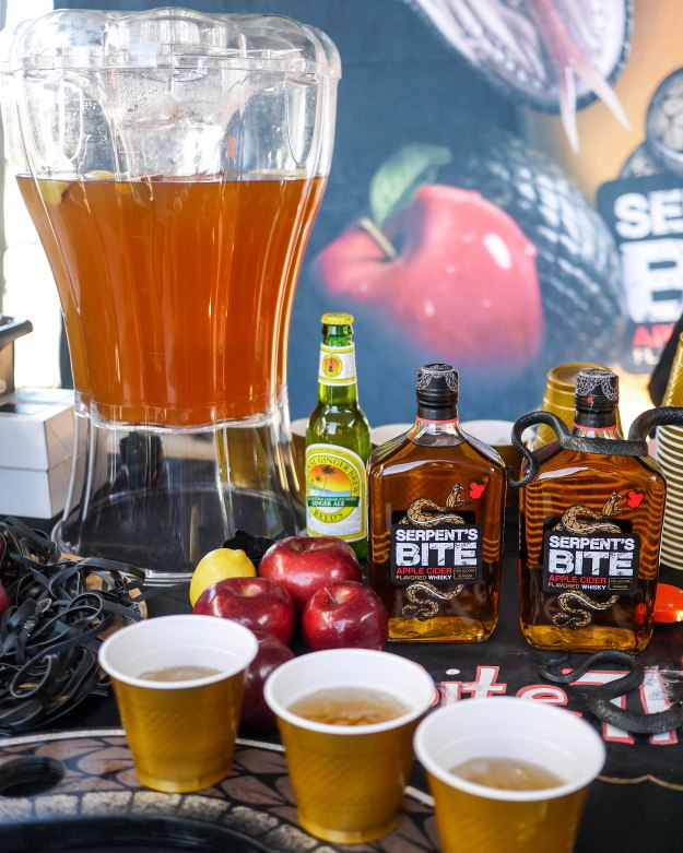 Savannah Food Wine Festival Serpents Bite Apple Cider