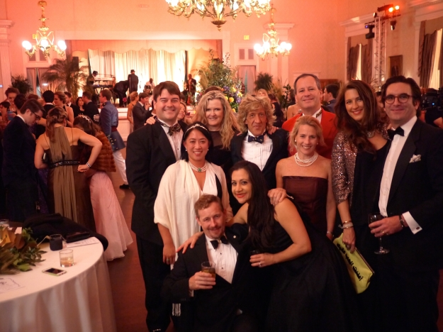 Founders Ball Group Photo