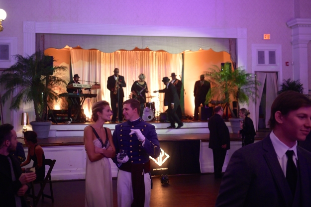 Founders Ball Stage