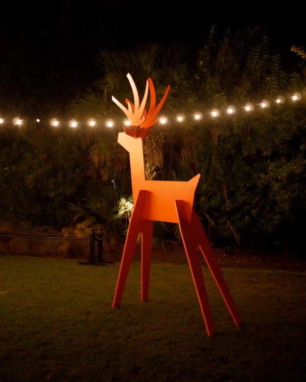 Garden Gun Jubilee Oyster Roast Reindeer