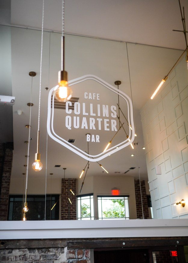 Savannah Collins Quarter Mirror