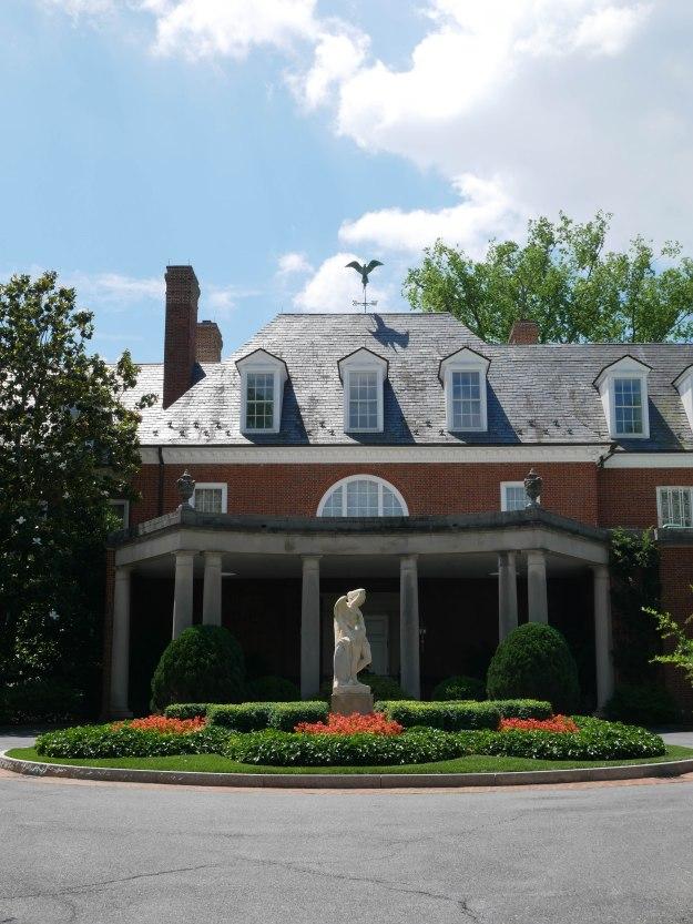 Hillwood mansion
