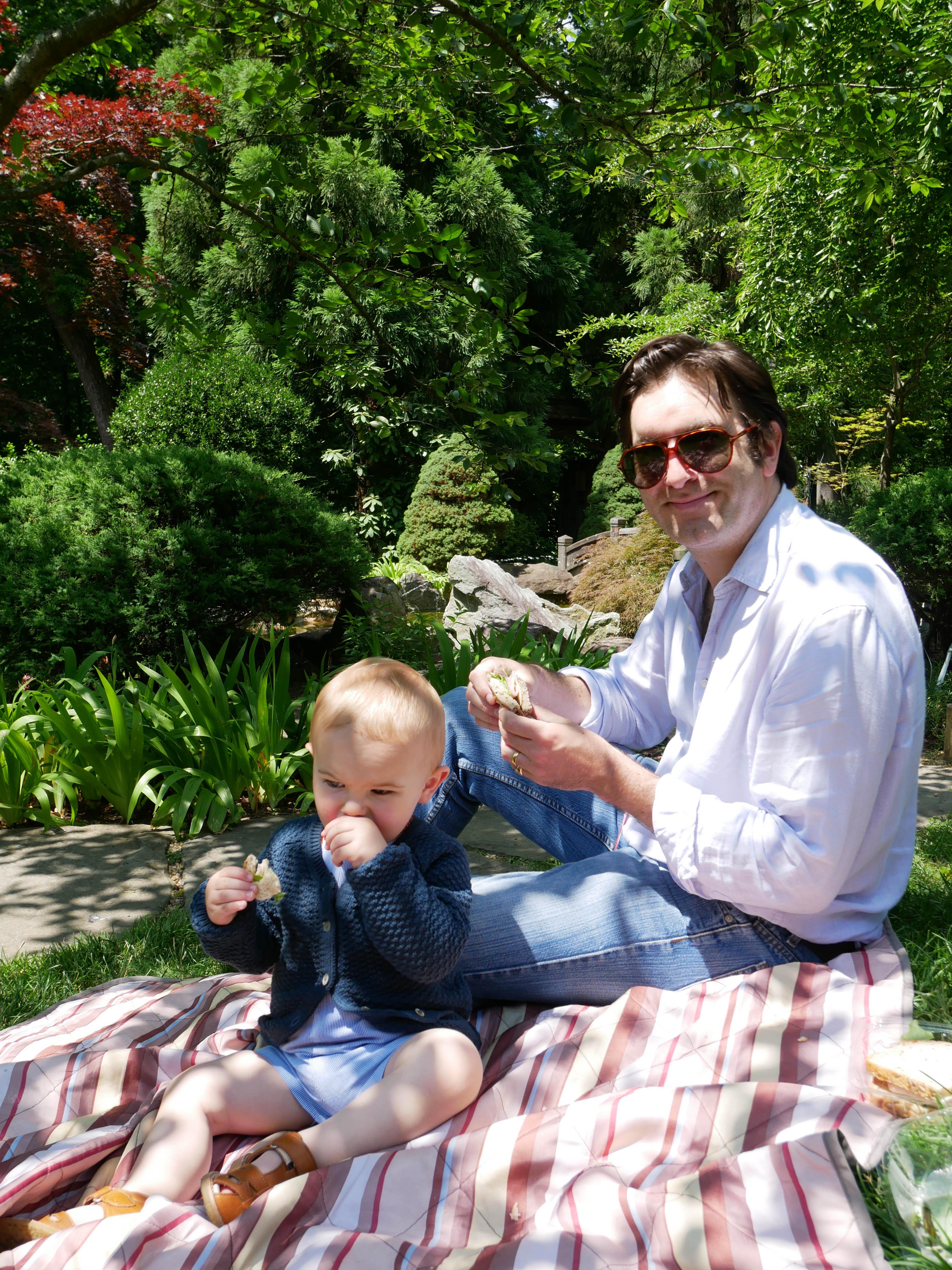 Hillwood picnic
