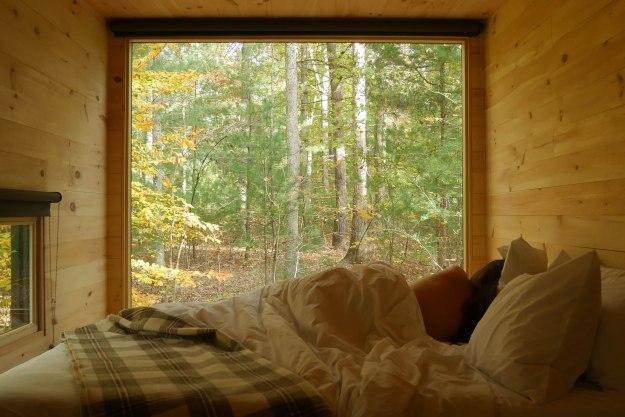 getaway cabin bed IG