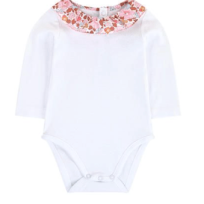 Jacadi Onesie with a collar