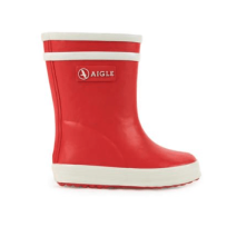Aigle Fur-lined rainboots